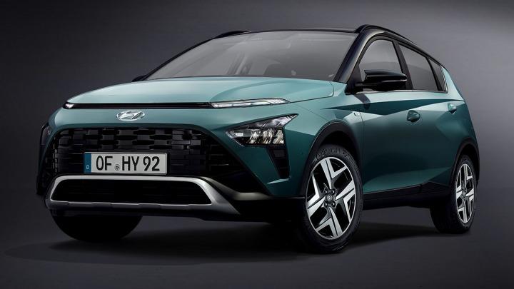 Hyundai przedstawia zupełnie nowy model BAYON