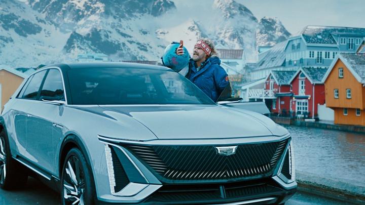 Zobacz oficjalną reklamę GM podczas Super Bowl  LV