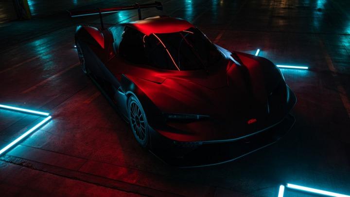 KTM X-BOW Odkryj zupełnie nowy concept car