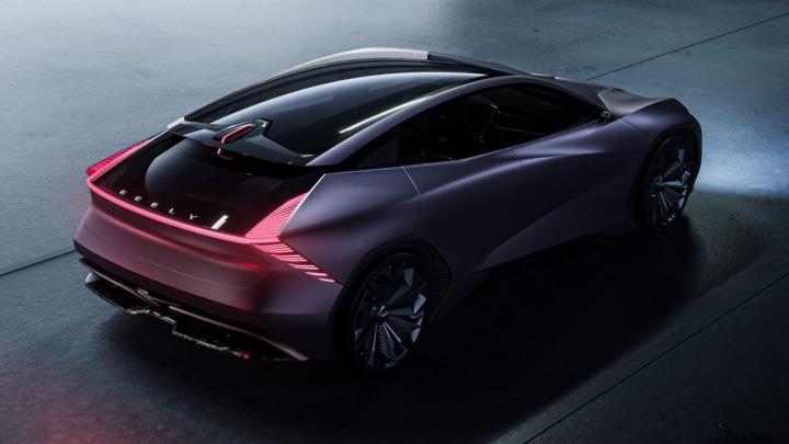 Vision Starburst niesamowity koncept przyszłych samochodów
