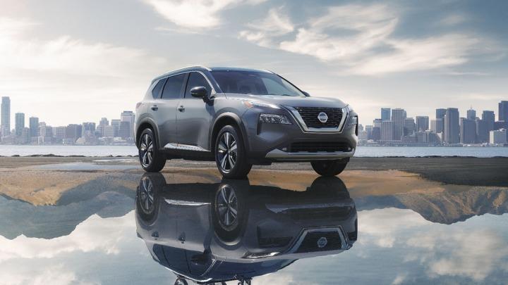 Całkowicie nowy Nissan Rogue prowadzi odrodzenie oferty Nissana w USA