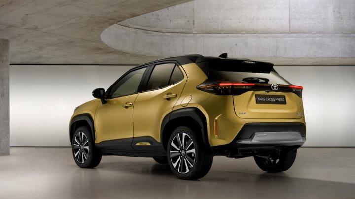 Toyota prezentuje nowego Yarisa Cross Adventure Premiere Edition