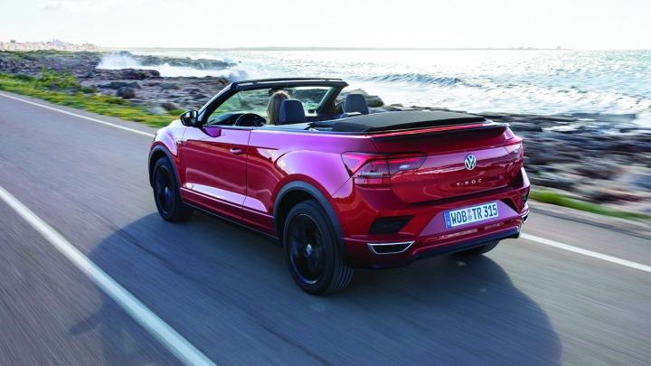 Volkswagen wprowadza na rynek zupełnie nowy kabriolet modelu T-Roc