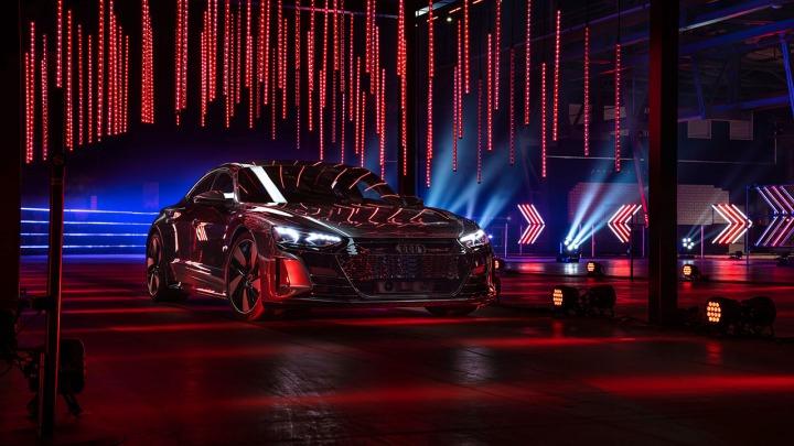 Premiera Audi e-tron GT