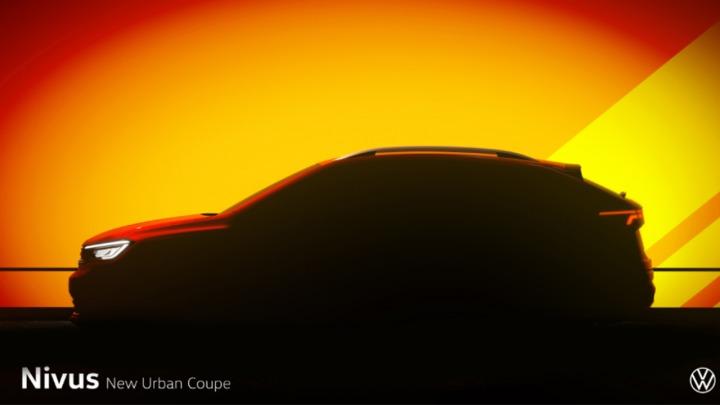 Nazywam się Nivus. Vw Nivus. Już 28 Maja światowa premiera nowego VW prosto z Brazylii
