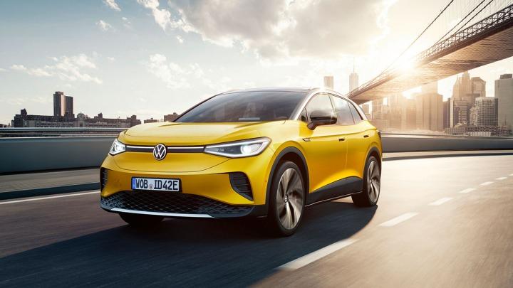 Nowy Volkswagen ID.4 światowa premiera w pełni elektrycznego SUV-a
