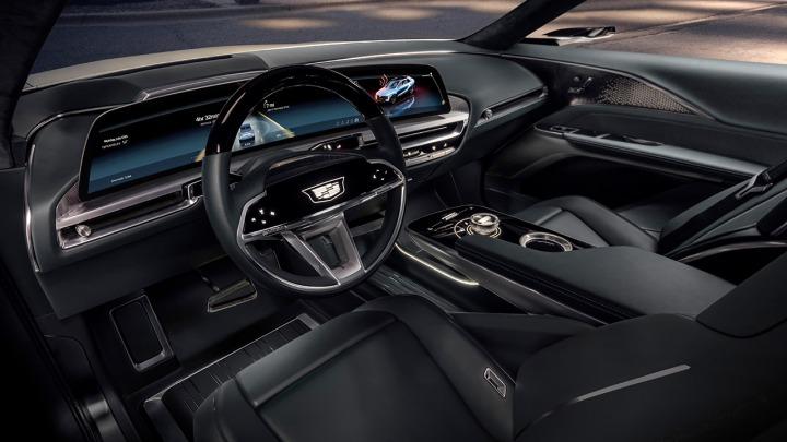 Cadillac LYRIQ pierwszy całkowicie elektryczny samochód marki