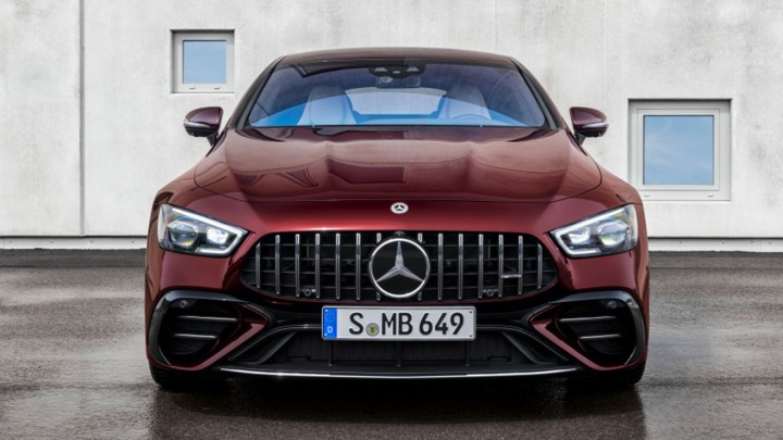 Mercedes-AMG GT 4-drzwiowe coupe po liftingu