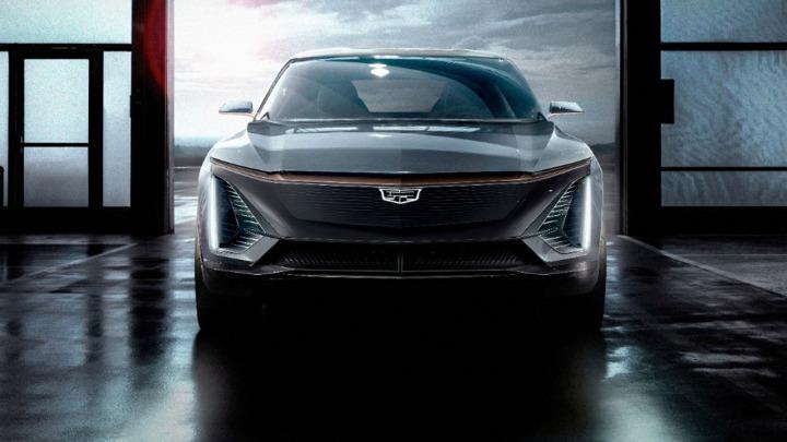 Cadillac LYRIQ elektryczna przyszłość marki