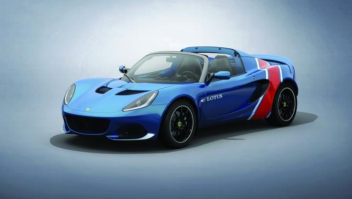 Cztery nowe modele Lotus Elise jako hołd dla pionierskiej historii wyścigów