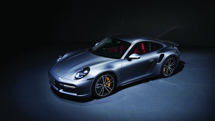 Mini telewizja od Porsche