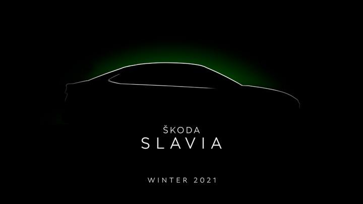 Skoda SLAVIA, tak będzie się nazywać nowy sedan marki na rynek indyjski