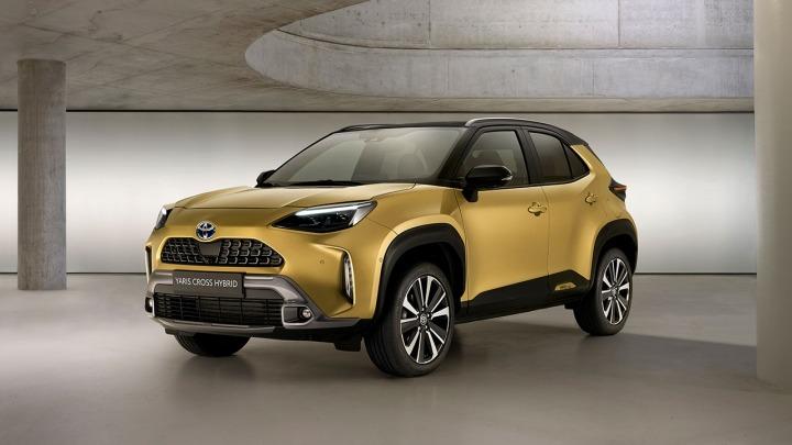 Rewelacyjne wyniki przedsprzedaży Toyoty Yaris Cross