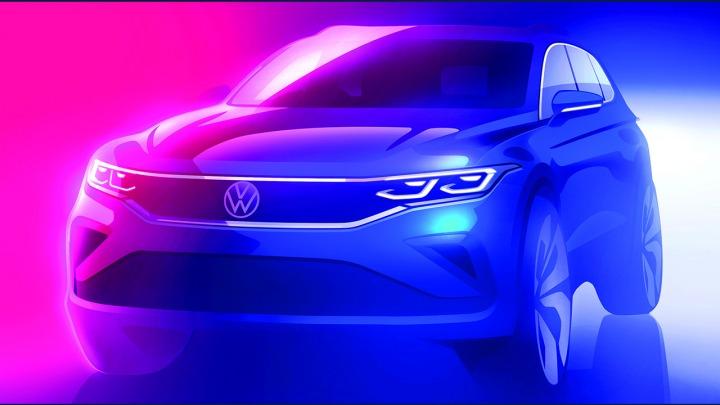 Najlepiej sprzedający się model Volkswagena nowy Tiguan latem