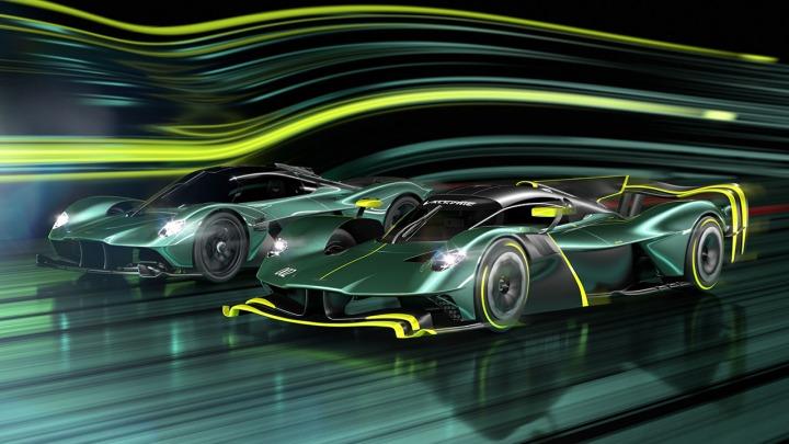 Aston Martin Valkyrie AMR Pro, bez ograniczeń aby wygrać 24-godzinny wyścig Le Mans