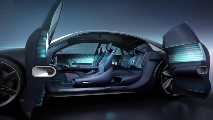 Prophecy nowy elektryczny koncept Hyundai