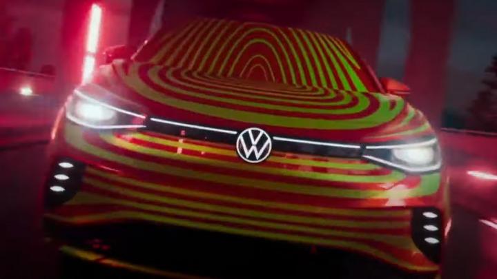 Volkswagen pokazał zwiastun wideoID.5