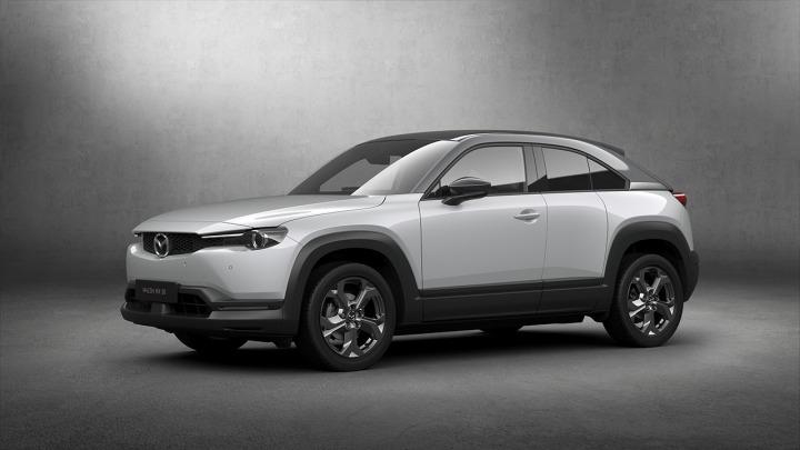 Mazda MX-30 zobacz wirtualną prezentację