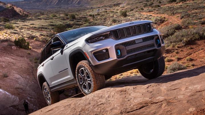 Całkowicie nowy, najbardziej zaawansowany technologicznie, Jeep Grand Cherokee