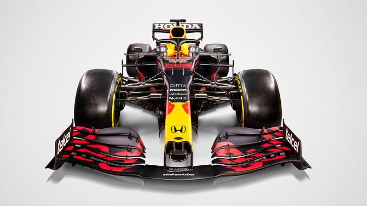 Pierwsze studyjne zdjęcia Red Bull RacingRB16B