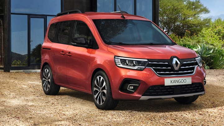 Całkiem nowe Renault Kangoo