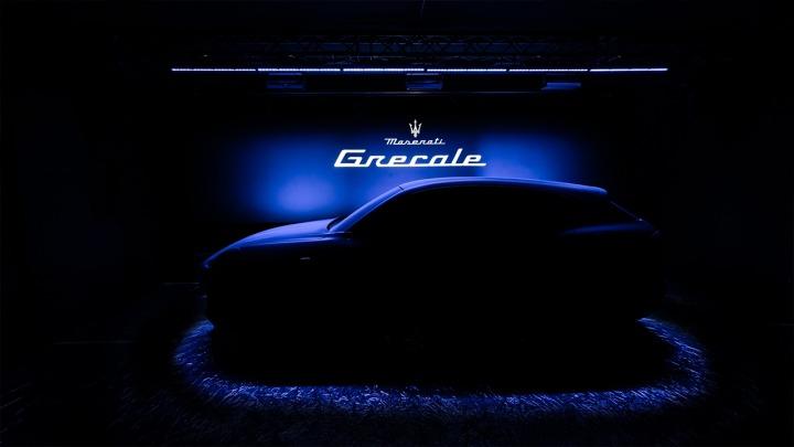 Grecale tak nazywa się nowy SUV Maserati