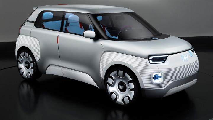 Fiat Concept Centoventi uznany przez Car Design News za najlepszy samochód koncepcyjny roku 2019
