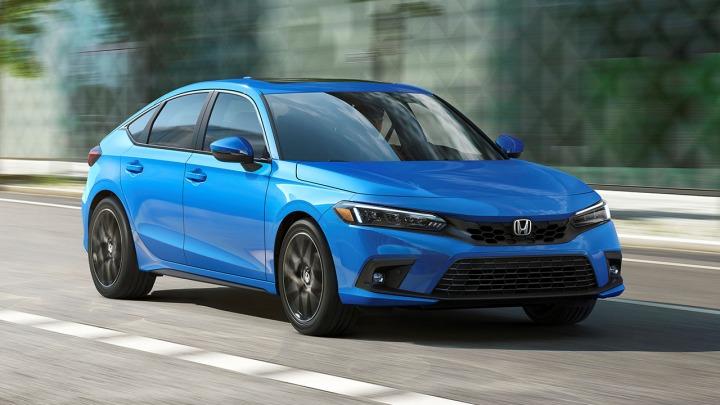 Światowa premiera całkowicie nowej Hondy Civic Hatchback