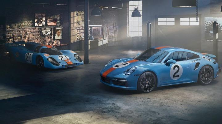 Jedyne w swoim rodzaju Porsche 911 ku czci największego meksykańskiego kierowcy wyścigowego