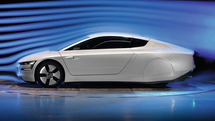 Volkswagen XL1 czyli 100 kilometrów na jednym litrze paliwa