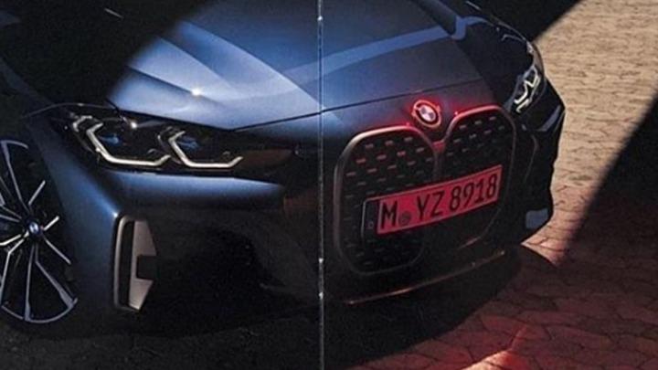 Nowe BMW serii 4 Coupe wyciekły zdjęcia przed wtorkową oficjalną premierą