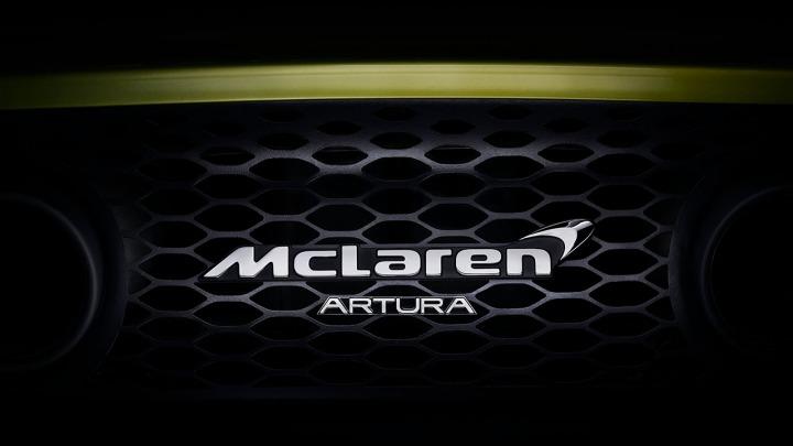 McLaren potwierdza nazwę hybrydowego supersamochodu nowej generacji