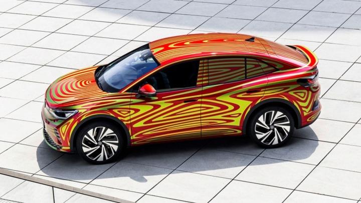 Podczas Salonu Samochodowego IAA w Monachium zadebiutuje Volkswagen ID.5 GTX