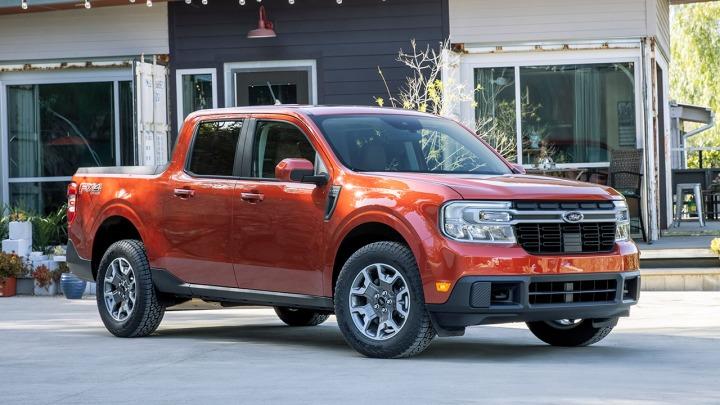 Całkowicie nowy Ford Maverick