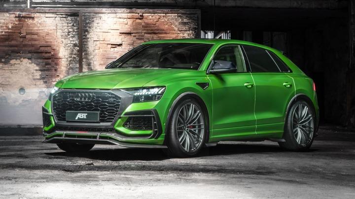 Audi RSQ8-R od ABT Sportsline czyli tuning na sterydach