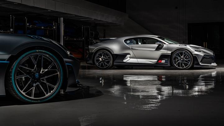 Pierwsze Bugatti Divo dostarczone na zachodnie wybrzeże USA