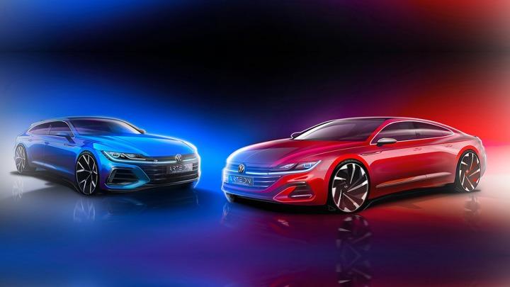Volkswagen zapowiada premierę nowego Arteona pod koniec tego miesiąca