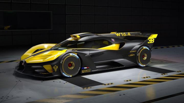 Bugatti Bolide, prace nad wersją produkcyjną już się rozpoczęły