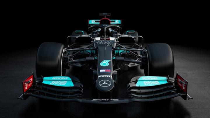 Mercedes-AMG Petronas F1 Team przedstawia swój samochód na 2021 rok