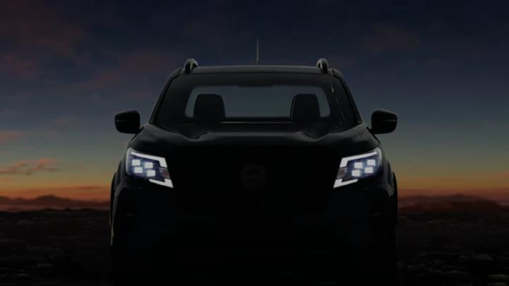 Nowy Nissan Navara premiera online 5 listopada. Wideo