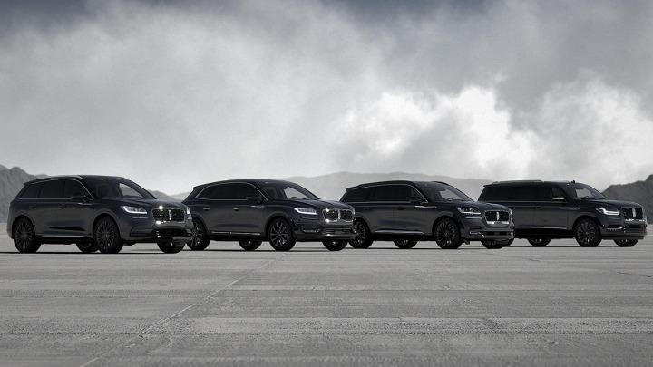 Pakiet monochromatyczny dla SUV-ów marki Lincoln