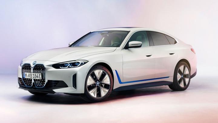 Pierwsze w pełni elektryczne BMWi4