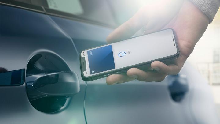 Masz iPhone'a więc masz cyfrowy kluczyk do Twojego BMW