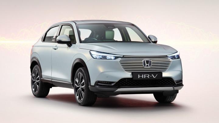 Nowa Honda HR-V z hybrydowym układem napędowym