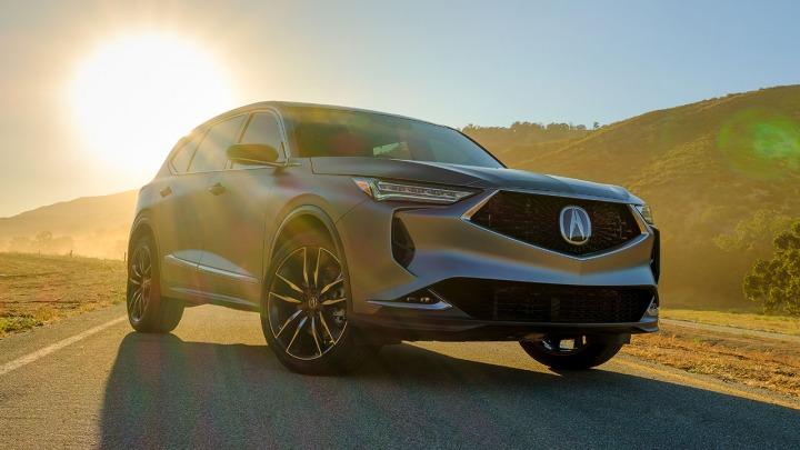 Acura MDX Prototype czwarta generacja modelu skupiona na wydajności i jakości