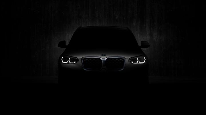 Nowe elektryczne BMW iX3 premiera już we wtorek