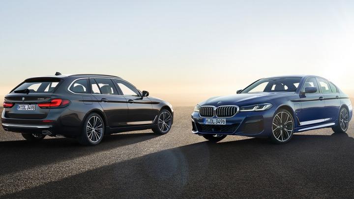 Cyfrowa premiera. Nowe BMW serii 5 Limuzyna i Touring oraz serii 6 Gran Tourismo