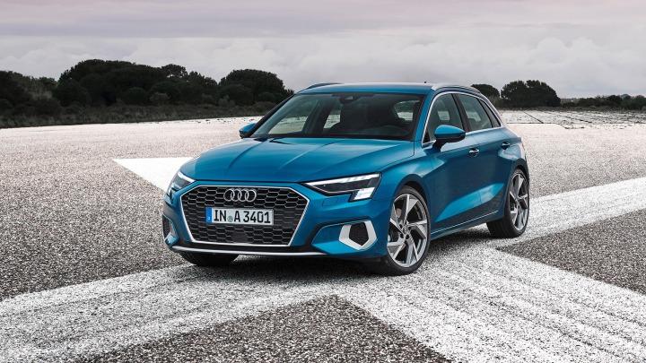 Nowe Audi A3 Sportback czwarta generacja modelu