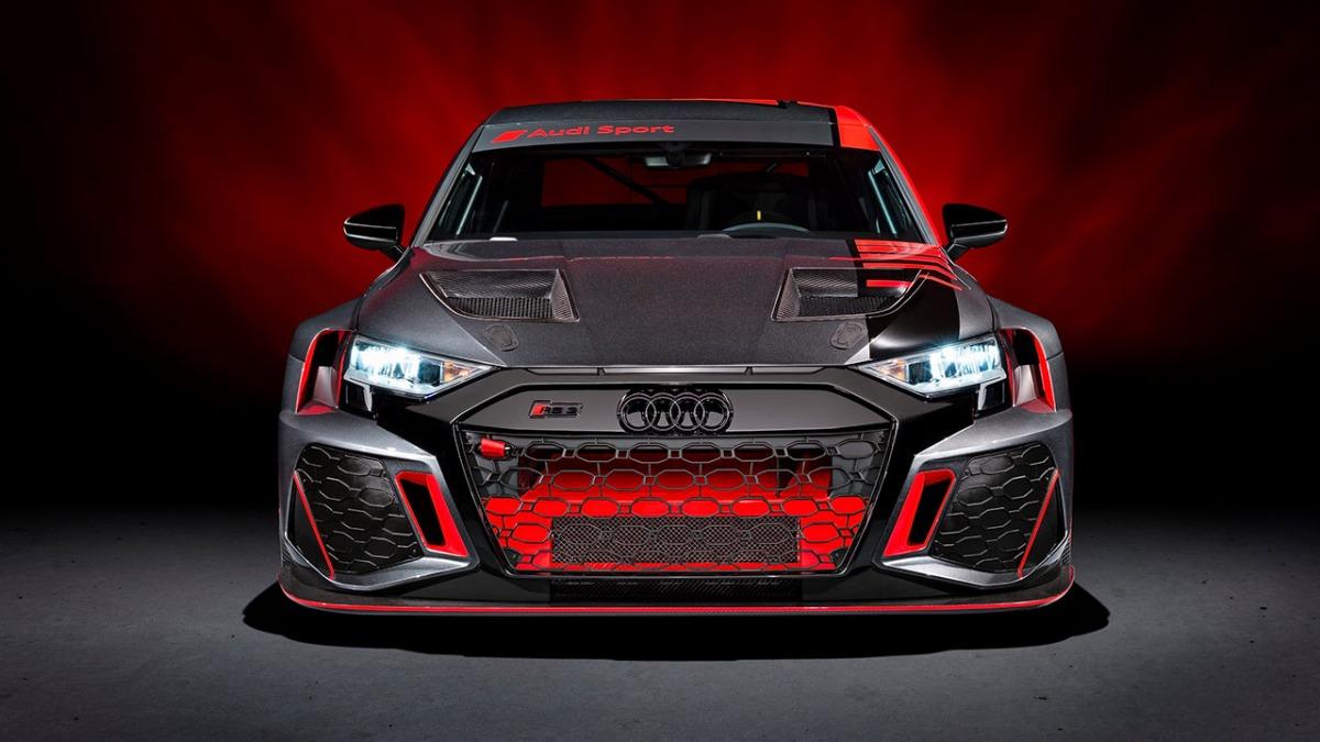 Nowe Audi RS 3 LMS