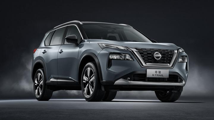 Całkowicie nowy crossover Nissan X-Trail
